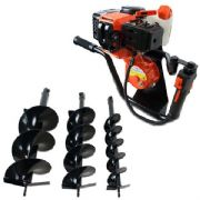 Sherpa 52cc Petrol 2-Stroke Earth Auger & Attachments STGD520